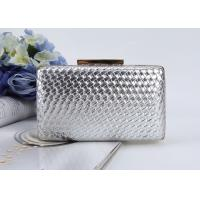 Leather Evening Clutches Handbag Bridal Purse Party Bags For Prom Cocktail Wedding Manufactures