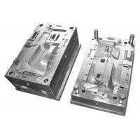Plastic Injection Mold Design and Injection Mold Making Service S136 Steel Manufactures