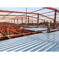 Prefabricated Standard Light Frame Construction Structural Steel Fabrication Manufactures