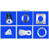 ANSI , DIN Customized Deep Drawn Stamping Spare Parts with Stainless Steel / Cast Iron Manufactures