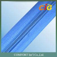 China Bags / Garments Accessories No 5 Nylon Zipper in Pieces for Jacket / Trousers or in Long Chain wholesale