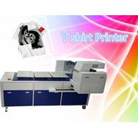Automatic Digital T Shirt Printer Logo Printing Machine For Direct To Garment A3 Size Manufactures