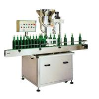 China Oil Barrel Automatic Capping Machine With Man Machine Interface 900 Pcs / Hour on sale