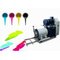 High Flux Industrial Use Bead Mill Machine Nano Grinding Machine Manufactures