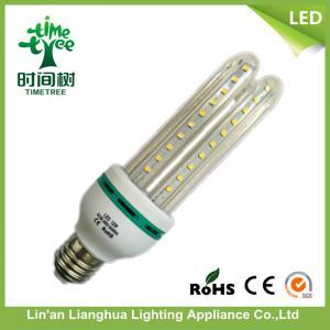 New Light CFL U Shape LED Corn Light 11W 12W 25000h 2 Year Warranty Manufactures