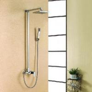 Wall Brass Shower Mixer (AF124) Manufactures