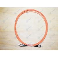 China FC - FC Fiber Optic Jumper Cables Multimode High Stability For Adapt Various Environments on sale