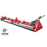 Steering Concrete Paver Machine With 2 Roller Shaft Custom Design Color Manufactures