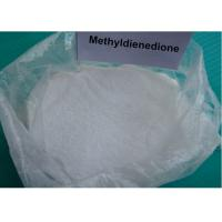 Natural Steroid Hormones Powder Methyldienedione CAS 5173-46-6 Manufactures