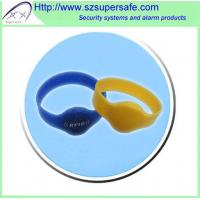 China RFID Silicone Wristband / Silicone Bracelet on sale