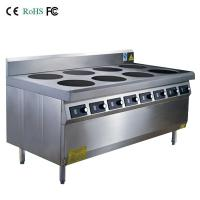 China Range cooker with induction hob induction range cooker on sale