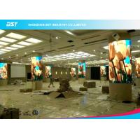 Full Color Flexible LED Screen Display / Flexible LED Video Panels 1500 Nits /Sqm Manufactures