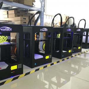 Quality 110V/220V Creatbot Dx FDM 3D Printer 350W Gross Power For 3d Modeling for sale