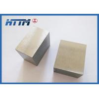 High gravity alloy Tungsten Cube with Surface roughness RA 0.8 - 1.0 for Decoration Manufactures