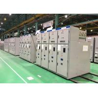 China Indoor High Voltage Gas Insulated Switchgear 35kv With Cabinet Structure on sale