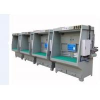 China Grinding Downdraft Table Blast Room Dust Collector / Polishing Fume Extraction Unit on sale