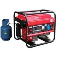 Air-Cooled LPG Gas Engines For Power Generation , Single Phase LPG11000 Manufactures