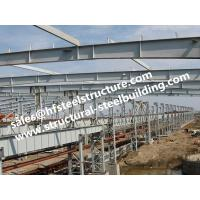 Multi storey steel framed buildings For Residential Hotel / Office ISO9001:2008 Manufactures