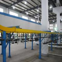 Painting Spray System Factory Painting Coating Line Cheap Price Manufactures