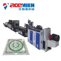 Easy Installation PVC Ceiling Panel Making Machine Customized Length Thickness Manufactures