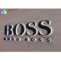Customized Acrylic LED Light Box Sign Shop Front Light Box Sign UV Printing Manufactures