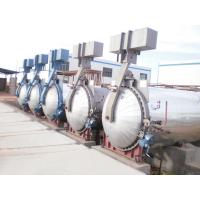 Textile Glass Laminating Autoclave ,  Φ2.68M Large - Scale AAC Block Equipment Manufactures