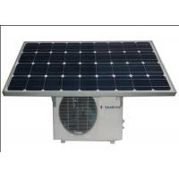 High Efficiency Solar Air Conditioner , On Grid Solar Panel Air Conditioner Manufactures