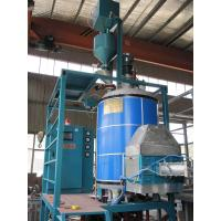 High Speed Automatic Vaccum EPS Pre-expander With PLC Control System Manufactures
