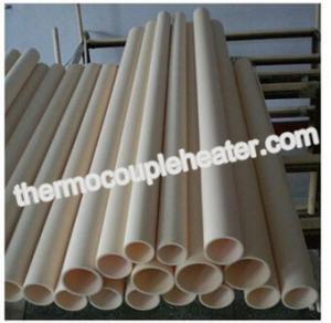 China long life alsint 99.7% alumina ceramic tube Thermocouple Components on sale