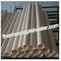 China Long Life Thermocouple Componentsalsint 99.7 % Alumina Ceramic Tube on sale