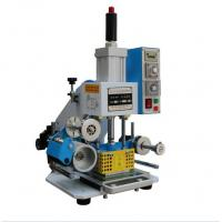 plateless hot foil stamping machine from Upart Equipment Manufactures