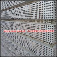 Architectural exterior perforated metal facade Manufactures