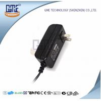 CCTV Cameras 12 Volt AC DC Adapter 47Hz - 63Hz US Wall Plug Adapters Manufactures
