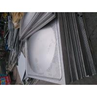 Anodization Sheet Metal Press Parts , Stamping Metal Process For Locomotive Parts Manufactures