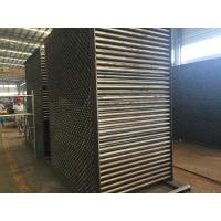 Galvanized Steel Boiler Air Preheater For Power Plant Low Temperature Corrosion Manufactures