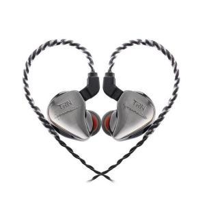 Dynamic Units TRN IM1 1BA 1DD Dual Hybrid In Ear Earphone Monitor Running Detachable Sport Earphones