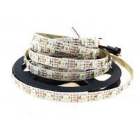 Quality WS2812B Multi Color Led Rope Lights Outdoor Chasing With 144 Pcs Led Per Meter for sale