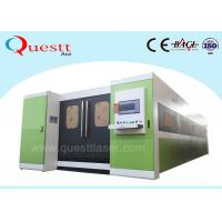 1KW 1.5KW 2KW 3KW 4KW 5KW 6KW Metal Laser Cutting Machine For Stainless Steel Aluminum Manufactures