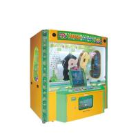 Coin Operated Toy Crane Machine / Gift Electronic Toy Grabber Claw Machine  Manufactures