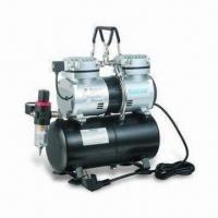 Auto Stop Airbrush Compressor, Operated by Two Airbrush at Same Time Manufactures