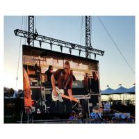 Outdoor Stage Screen P6 (Module size 192*192mm die cast aluminum cabinet 576*576mm) Full Color LED Display for Live Even