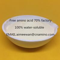 China Hot sales plant origin amino acid 70% powder  factory on sale