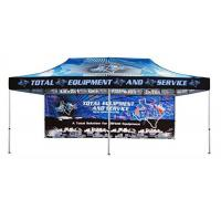 Economical Market Marquee Tents Exhibition Gazebo 3X6 / 4X8 Easy Set Up Manufactures