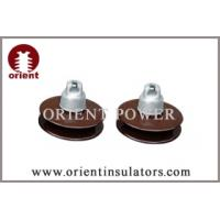 Quality High strength disc suspension insulator used on distribution line for sale