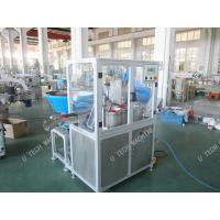China Full Automatic Cap Assembly Machine / Bottle Filling And Capping Machine on sale