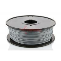 PLA Plastic Filament 3D Print Material Vivid Colors , 1.75M / 3MM Filament Spool Manufactures