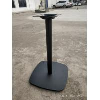 Buy cheap Bistro Table base Cast Iron Dining Table Leg Pedestal Table bases Outdoor from wholesalers