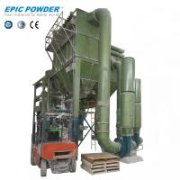 Calcium Carbonate Roller Grinding Roller Mill With High Precision Powder Classifier Manufactures