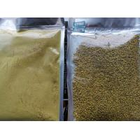 China Food Grade Raw Pollen Bee Product Type Bulk Natural Bee Pollen Granules on sale