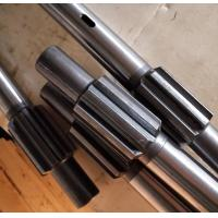 T38 T45 Hd 609 Forging Drill Shank Adapter Customized Color For Underground Mining Manufactures